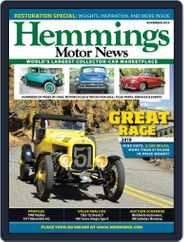 Hemmings Motor News (Digital) Subscription November 1st, 2019 Issue