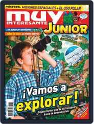 Muy Interesante Junior Mexico (Digital) Subscription January 1st, 2020 Issue