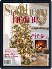 Southern Home (Digital) Subscription November 1st, 2018 Issue