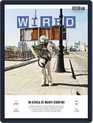 Wired Italia (Digital) Subscription September 1st, 2017 Issue