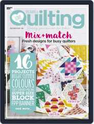 Love Patchwork & Quilting (Digital) Subscription October 16th, 2019 Issue