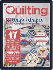 Love Patchwork & Quilting (Digital) Subscription October 15th, 2019 Issue