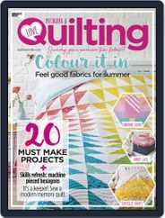 Love Patchwork & Quilting (Digital) Subscription September 1st, 2019 Issue