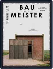 Baumeister (Digital) Subscription July 1st, 2019 Issue
