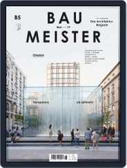 Baumeister (Digital) Subscription May 1st, 2019 Issue