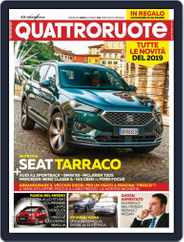 Quattroruote (Digital) Subscription January 1st, 2019 Issue