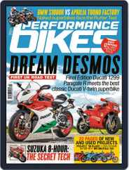 Performance Bikes Magazine (Digital) Subscription October 1st, 2017 Issue
