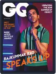 GQ India (Digital) Subscription May 1st, 2019 Issue