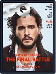 GQ India (Digital) Subscription April 1st, 2019 Issue