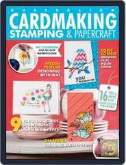 Cardmaking Stamping & Papercraft (Digital) Subscription August 1st, 2019 Issue
