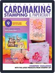 Cardmaking Stamping & Papercraft (Digital) Subscription July 1st, 2017 Issue