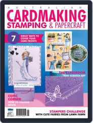 Cardmaking Stamping & Papercraft (Digital) Subscription August 11th, 2016 Issue