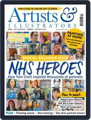Artists & Illustrators (Digital) Subscription July 2nd, 2020 Issue