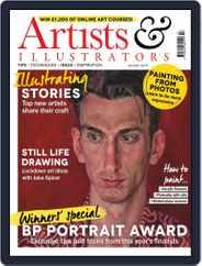 Artists & Illustrators (Digital) Subscription July 1st, 2020 Issue