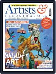 Artists & Illustrators (Digital) Subscription May 1st, 2020 Issue