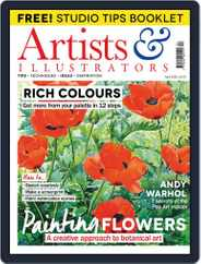 Artists & Illustrators (Digital) Subscription April 1st, 2020 Issue
