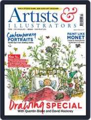 Artists & Illustrators (Digital) Subscription March 1st, 2020 Issue