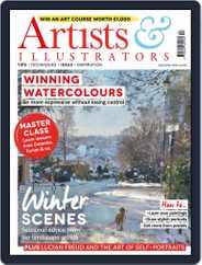 Artists & Illustrators (Digital) Subscription December 1st, 2019 Issue