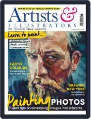 Artists & Illustrators (Digital) Subscription November 1st, 2019 Issue