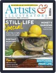 Artists & Illustrators (Digital) Subscription October 1st, 2019 Issue