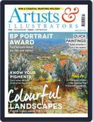 Artists & Illustrators (Digital) Subscription August 2nd, 2019 Issue