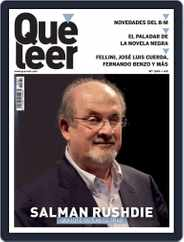 Que Leer (Digital) Subscription March 1st, 2020 Issue