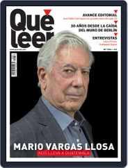 Que Leer (Digital) Subscription October 25th, 2019 Issue