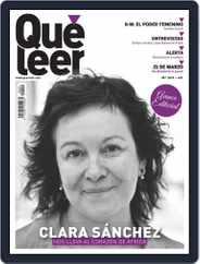 Que Leer (Digital) Subscription March 1st, 2019 Issue