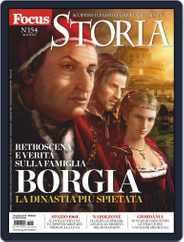 Focus Storia (Digital) Subscription August 1st, 2019 Issue
