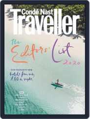 Conde Nast Traveller UK (Digital) Subscription April 1st, 2020 Issue