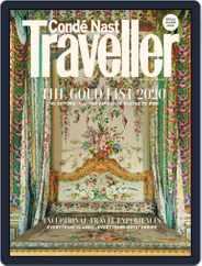 Conde Nast Traveller UK (Digital) Subscription January 1st, 2020 Issue