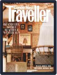 Conde Nast Traveller UK (Digital) Subscription March 1st, 2019 Issue