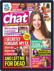 Chat Specials (Digital) Subscription September 1st, 2019 Issue