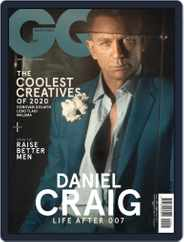 GQ South Africa (Digital) Subscription April 1st, 2020 Issue