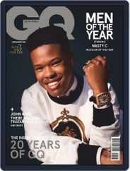GQ South Africa (Digital) Subscription December 1st, 2019 Issue