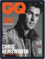 GQ South Africa (Digital) Subscription June 1st, 2019 Issue