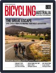 Bicycling Australia (Digital) Subscription September 1st, 2018 Issue