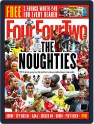 FourFourTwo UK (Digital) Subscription June 2nd, 2020 Issue