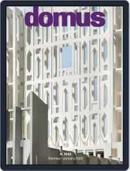 Domus (Digital) Subscription January 1st, 2020 Issue