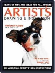 Artists Drawing and Inspiration (Digital) Subscription June 1st, 2019 Issue