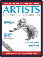 Artists Drawing and Inspiration (Digital) Subscription July 1st, 2018 Issue