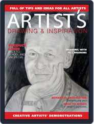 Artists Drawing and Inspiration (Digital) Subscription April 1st, 2018 Issue