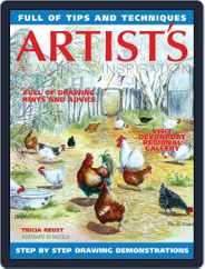 Artists Drawing and Inspiration (Digital) Subscription September 1st, 2016 Issue
