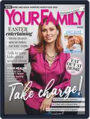 Your Family (Digital) Subscription April 1st, 2020 Issue