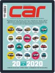 CAR (Digital) Subscription December 1st, 2019 Issue