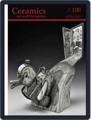 Ceramics: Art and Perception (Digital) Subscription June 1st, 2015 Issue