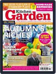 Kitchen Garden (Digital) Subscription November 1st, 2019 Issue