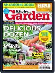 Kitchen Garden (Digital) Subscription August 1st, 2019 Issue