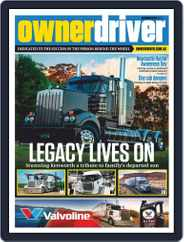 Owner Driver (Digital) Subscription December 1st, 2019 Issue