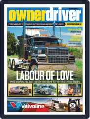 Owner Driver (Digital) Subscription November 1st, 2019 Issue